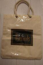 Harrods Shopping Bag  - Made in UK