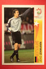 Panini EURO 2008 N. 467 LEHMANN STAR DELL'EUROPEO  NEW With BLACK BACK TOPMINT !