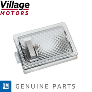 Genuine GM Holden Astra/Barina | Lamp Assembly - ROOF With Bulb | 13126729