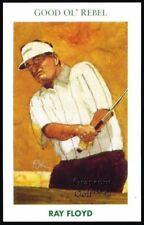 RAYMOND RAY FLOYD MUELLER GOLFS GREATEST VARIATION A SHORT PRINT SP CARD #23A