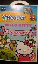 v_reader cartridge hello kitty vtech