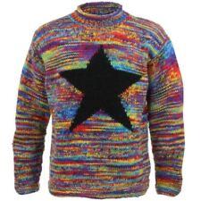 Ropa de hombre multicolores color principal multicolor 100% lana