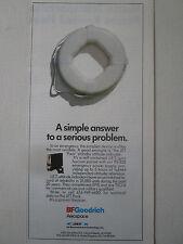 7/1990 PUB BF GOODRICH JET ELECTRONICS ATTITUDE INDICATOR EMERGENCY BOUEE AD