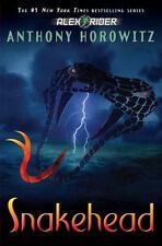 Snakehead (Alex Rider) Horowitz, Anthony Hardcover