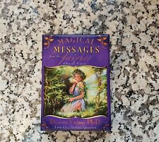 Rare Oop Magical Messages from the Fairies Oracle Cards - Doreen Virtue
