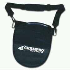 New Champro Reinforced 2 Discus Carry Bag, Holds 2 Discus with Adjustable Strap