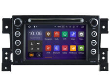 Android 7.1 Car DVD GPS Navigation Wifi Radio For Suzuki Grand Vitara 2005-2012