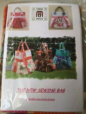 Cross Patch The New Sewing Bag Complete Making Kit BNIP