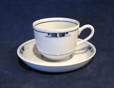 Royal Copenhagen Gemina Cup and Saucer # 14622 Factory First