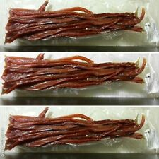 SALMON Jerky 1500g = 3.31 pound. Excellent taste! Good snack to beer.