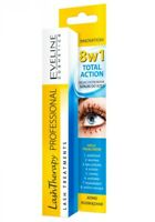 Eveline Eyelash Serum 8in1 Stimulate Lash Growth with Argan Oil, Hyaluronic Acid