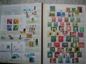 Schöne Bund ( BRD ) und Berlin Sammlung aus Nachlass postfrisch