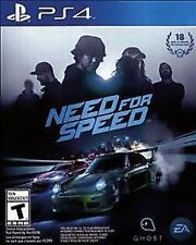 Need for Speed USED SEALED (Sony PlayStation 4, 2015)