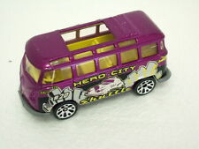Matchbox RARE preproduction MB45 VW Transporter, paintmaster screwed w. decals
