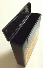3 x 16mm Black Plastic Film spool Reel Storage Boxes