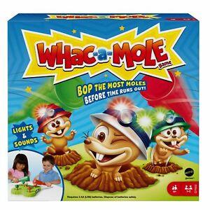 Whac A Mole Family Game