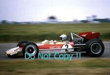 Jochen Rindt Gold Leaf Team Lotus 49B British Grand Prix 1969 Photograph 2