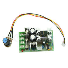 DC 10-60V 20A Universal PWM HHO RC Motor Speed Regulator Controller Switch Hot
