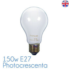 P3/4-ES 230v 150w E27 PF605E Photocrescenta Enlarger Bulb Lamp P3 4 ES