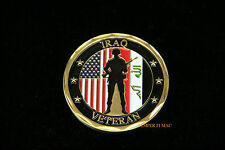 IRAQ WAR CHALLENGE COIN US ARMY MARINES NAVY AIR FORCE VETERAN PIN UP GIFT WOW