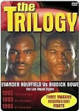 The Trilogy - Evander Holyfield Vs Riddick Bowe: The Las Vegas Fights (DVD, 2007)