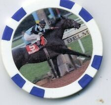 *SPECTACULAR BID*  KENTUCKY DERBY WINNER   HORSE RACING COLLECTOR CHIP