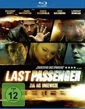 Last Passenger - Zug ins Ungewisse - Blu-Ray - NEU & OVP
