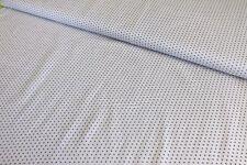 Hilco Handarbeitsstoffe gepunktete aus 100% Baumwolle