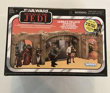 Star Wars Return Of The Jedi Jabbas Palace New In Box