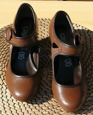 New Look Your Feet Look Gorgeous High Heel Shoes Brown Size UK4 EU37