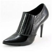 Buffalo Pumps Gr. 39 High Heels Hochfrontpumps echtes Lackleder Lackpumps (3247)