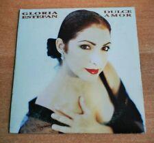 GLORIA ESTEFAN Dulce amor ULTRA RARE SPANISH PROMO CD SINGLE UNIQUE COVER 1995