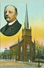 Lehighton PA  The Rev J.H. Kuder, Pastor, Trinity Lutheran Church