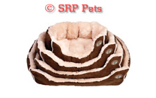 Gor Pets Nordic Snuggle Bed (One Piece Bed), Cats & Dogs,Free & Fast UK Delivery