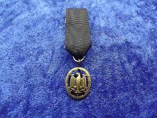 *(A9-001) Bundeswehr Leistungsabzeichen Bronze Miniatur 16mm