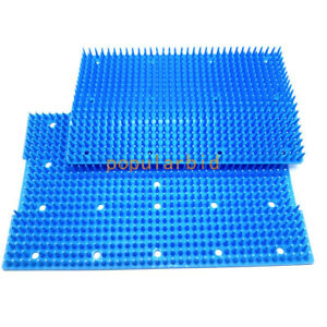 Disinfection Silicone Mat for Sterilization box case tray Surgical Instruments