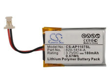 "820-1814-A Battery for Apple PowerBook G4 A1107 17"" 180mAh/0.67Wh"
