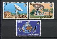 27713) Gambia 1979 MNH New Satellite 3v
