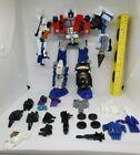 Transformers Combiners Wars Alpha Bravo Rook Rippersnapper Ricochet Optimus