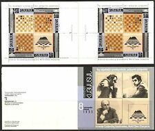 Armenia 1996 32nd Chess Olympiad Yerevan Booklet MNH**
