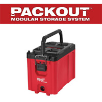 Milwaukee PACKOUT Compact Tool Box Storage Organizer Impact Resistant Polymer