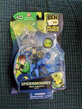 Ben 10 Alien Force Spider Monkey Alien Collection # 27437