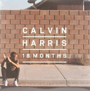 Calvin Harris, 18 Months  Vinyl Record/LP *NEW*