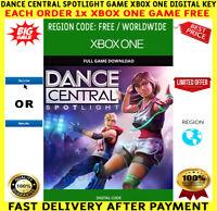 Dance Central Spotlight Xbox One 🔑 Digital Key Code 🌏 Region Free KINECT Game