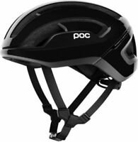 POC Omne Air SPIN Road Bike Helmet Uranium Black