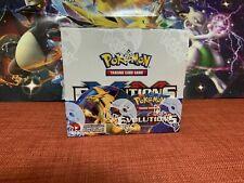 PROMO  //Pokemon  💥 XY Evolutions 💥Booster Box 36 Sealed //charizard shining💰