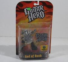 2007 McFarlane Toys GUITAR HERO Action Figure - GOD OF ROCK (white toga)