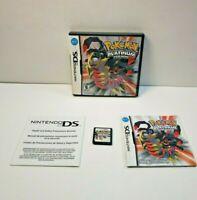 Pokemon Platinum Version (Nintendo DS, 2009) Authentic & TESTED