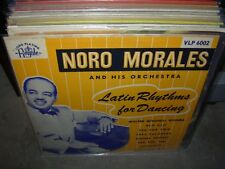 NORO MORALES latin rhythms for dancing ( world music ) puerto rico