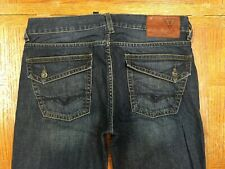 GUESS FALCON REGULAR BOOT VINTAGE MEN'S JEANS ACTUAL 34x33 Tag 33x32 BEST R52